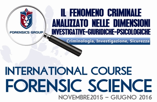 Advanced Course Forensics Science